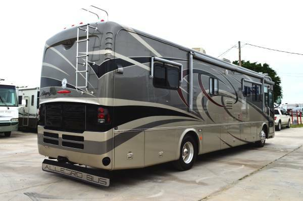 2006 Tiffin Allegro Bus 38 Ft Motorhome For Sale In Palm