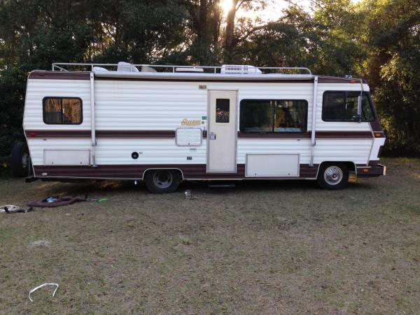 1983 Tiffin Allegro 27 FT Motorhome For Sale in Trenton, FL