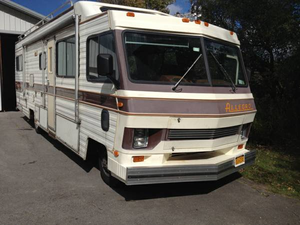 1988 Tiffin Allegro 32 Ft Motorhome For Sale In Penfield Ny