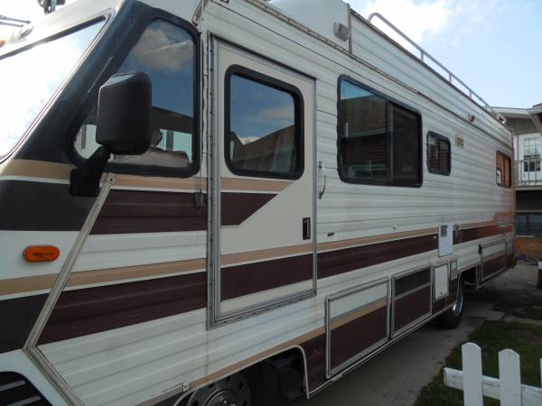 1989 Tiffin Allegro M33 33 Ft Motorhome For Sale In