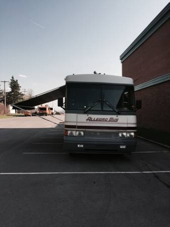 1994 Tiffin Allegro Bus 34 Ft Motorhome For Sale In