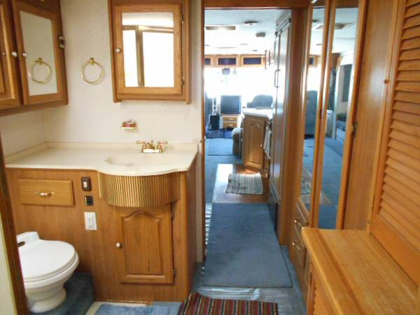 Rv For Sale Ny >> 1997 Tiffin Allegro Bus 39 FT Motorhome For Sale in Claremore, OK