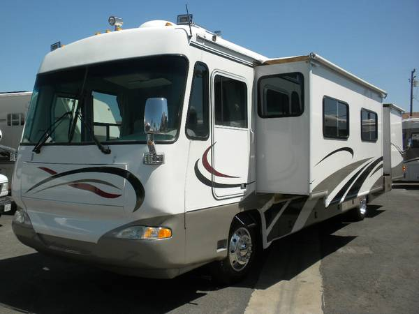 2000 Tiffin Allegro Bus 39 Ft Motorhome For Sale In