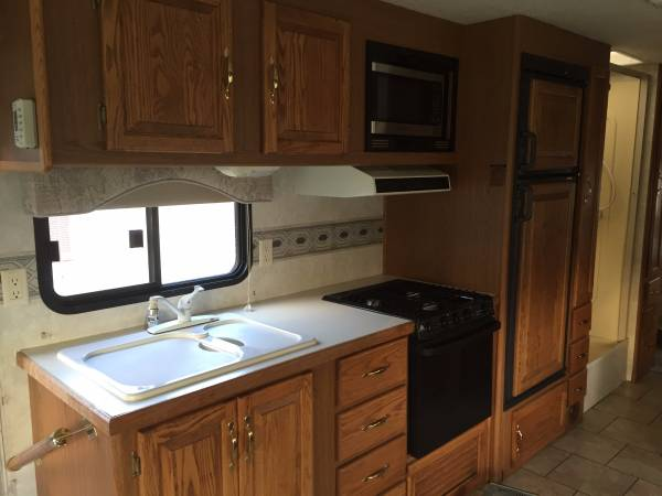 2003 Tiffin Allegro 32 FT Motorhome For Sale in ...