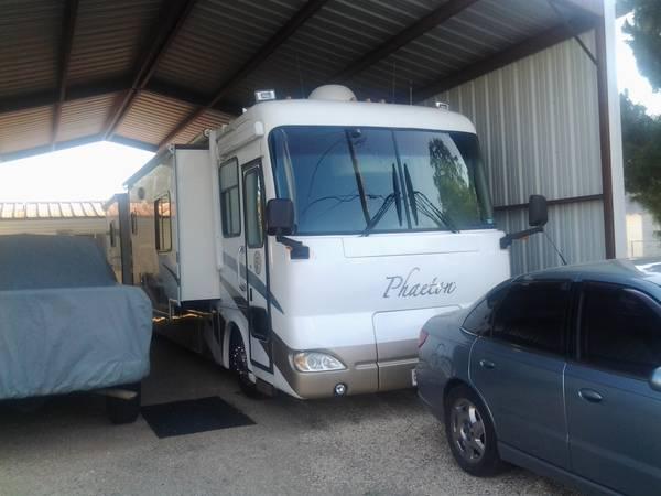 2004 Tiffin Phaeton 40 Ft Motorhome For Sale In Center
