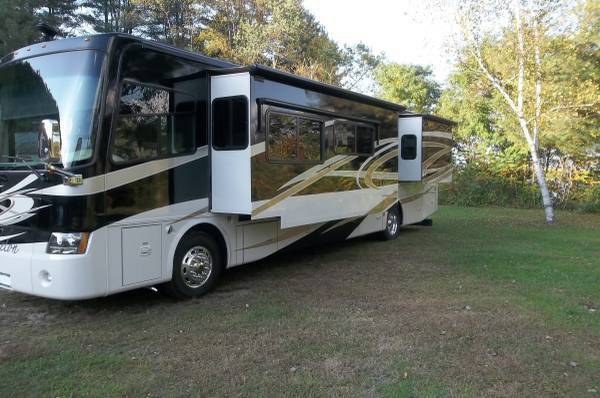 2010 Tiffin Phaeton 40qth Motorhome For Sale In Vermont