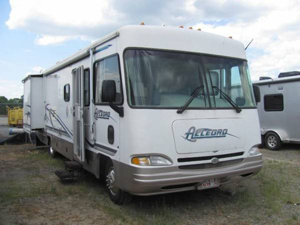 2000 Tiffin Allegro 31dw 31 Ft Motorhome For Sale In