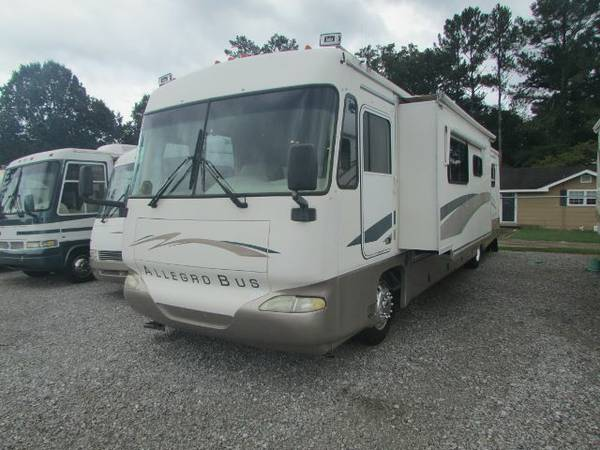 1998 Tiffin Allegro Bus 40 Ft Motorhome For Sale In