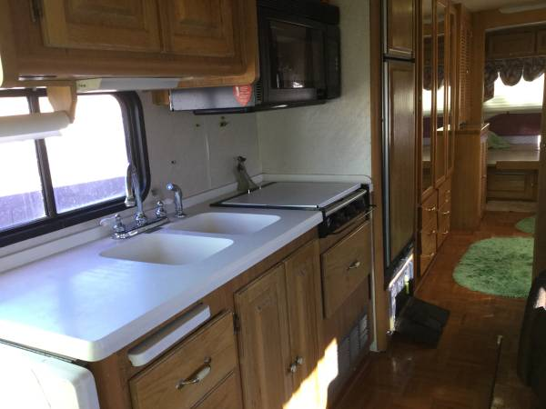 1995 Tiffin Allegro Bay 37 Ft Motorhome For Sale In Higley Az