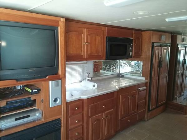2003 Tiffin Allegro Bus 40 Ft Motorhome For Sale In Topeka In