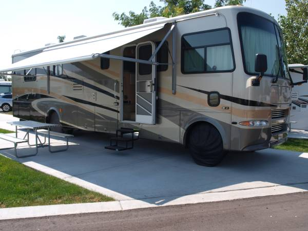 2006 tiffin allegro bay 37 ft motorhome for sale in for Allegro home