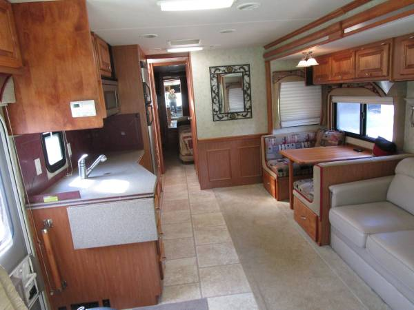 2007 Tiffin Allegro Bay 34 Ft Motorhome For Sale In