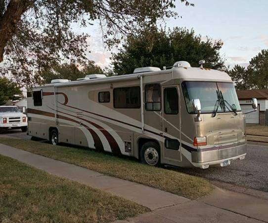 2000 Tiffin Zephyr 42ft Motorhome For Sale In Amarillo Tx