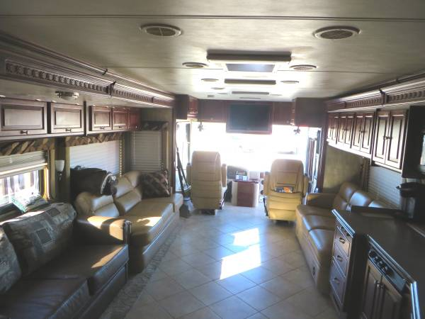 2008 Tiffin Phaeton 42ft Motorhome For Sale In Amarillo Tx