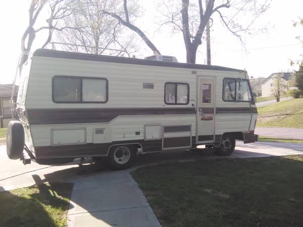 1986 Tiffin Allegro 23FT Motorhome For Sale in Kansas City, KS