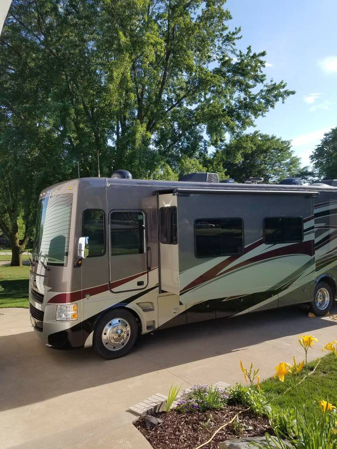 2013 Tiffin Allegro Open Road 36ft Motorhome For Sale In