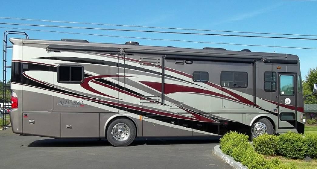 2013 Tiffin Allegro 36 Ft Motorhome For Sale In San Diego Ca