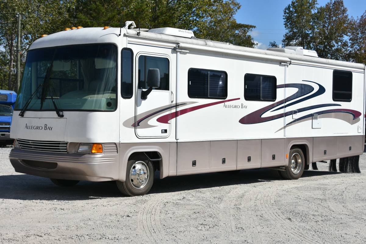 2000 tiffin allegro bay 36ft motorhome for sale in for Allegro home
