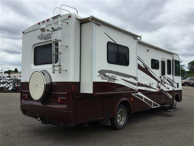 2005 Tiffin Allegro Class A Open Road Motorhome For Sale