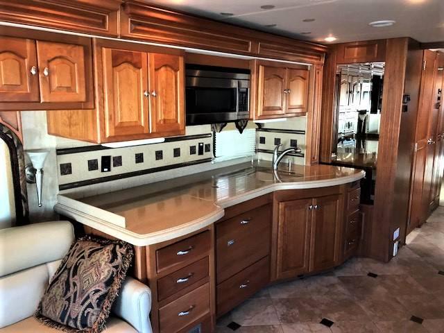 2008 Tiffin Allegro Bus 43QRP Motorhome For Sale in Ocala, FL