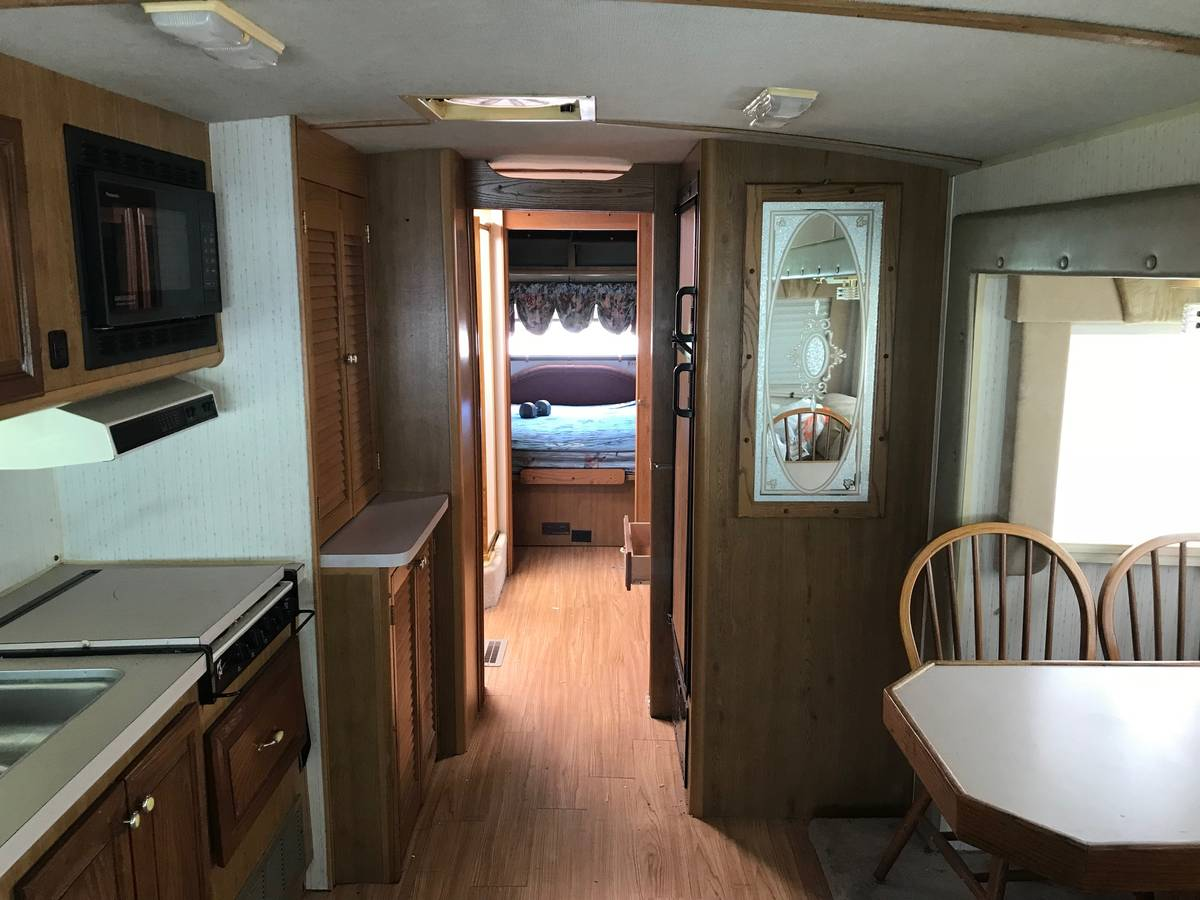 1994 Tiffin Allegro Bay 36 Ft Motorhome For Sale in New