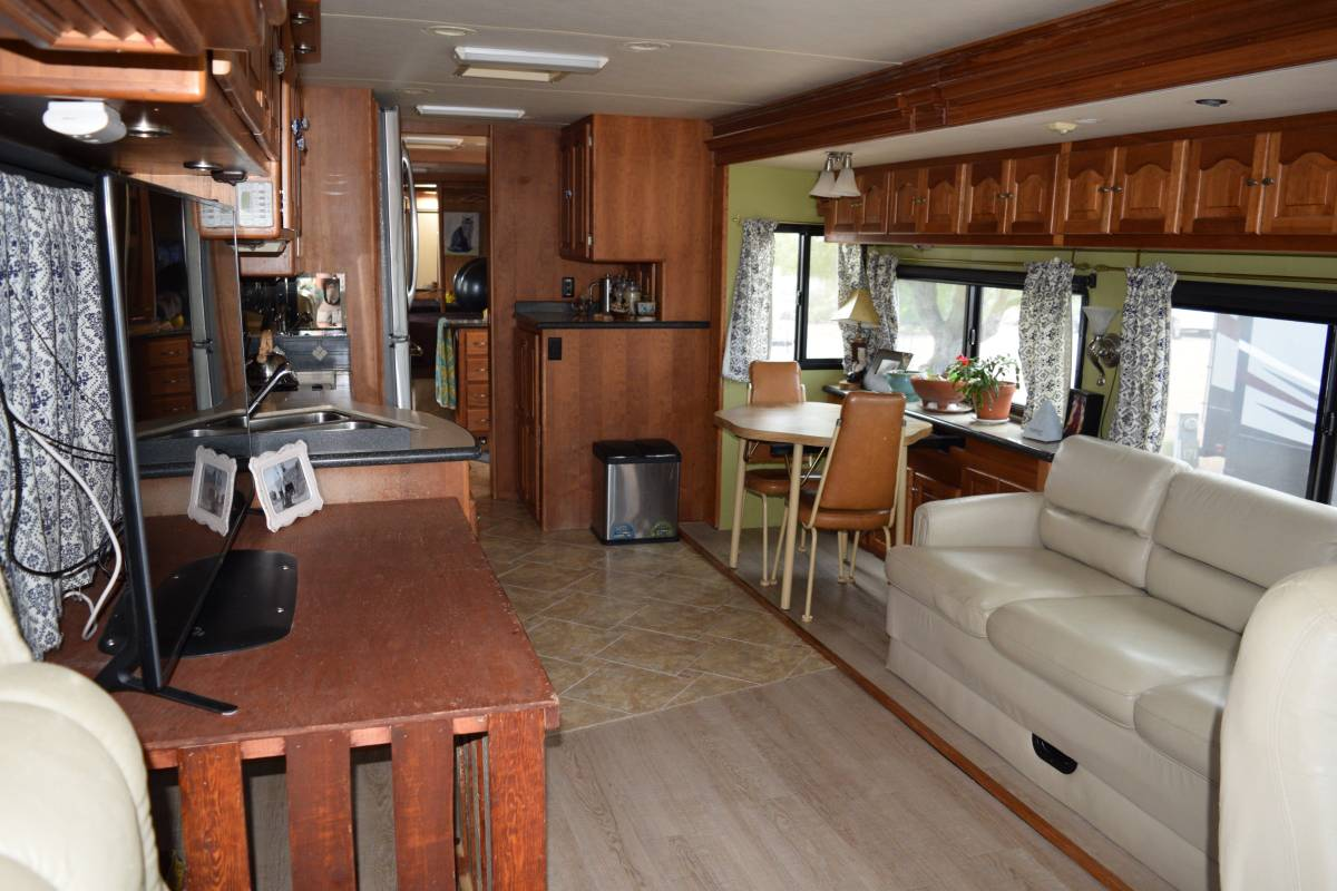 2005 Tiffin Allegro Bus 40FT Motorhome For Sale in Apache ...