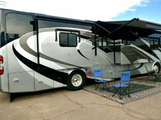 2008 Tiffin Allegro Bus 40FT Motorhome For Sale in Apache ...