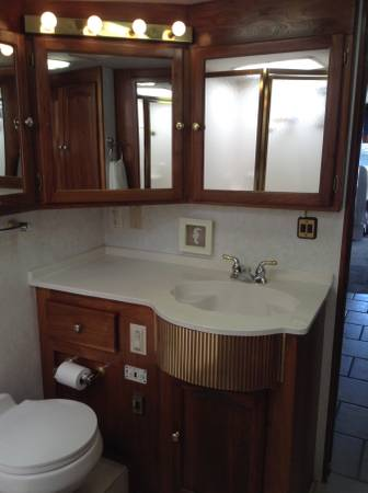 2000 Tiffin Allegro Bus 40 FT Motorhome For Sale in ...