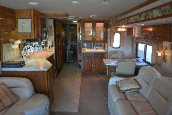 2000 Tiffin Zephyr 42 FT Motorhome For Sale in Muscle ...
