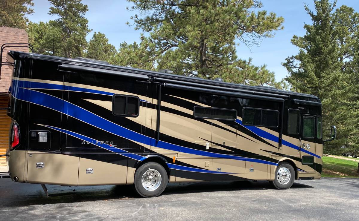 2019 Tiffin Allegro Red 35FT Motorhome For Sale in Rapid ...